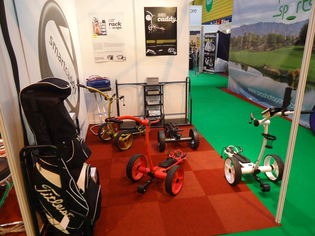 NEC Golf Show Nov 2010